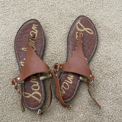 Sam Edelman brown sandals