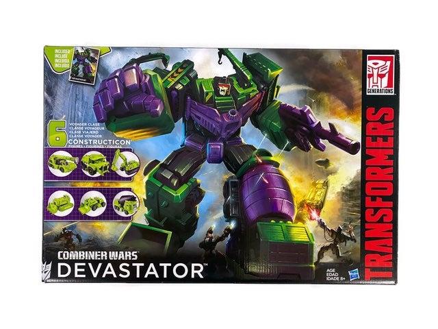 Hasbro Transformers Generations Combiner