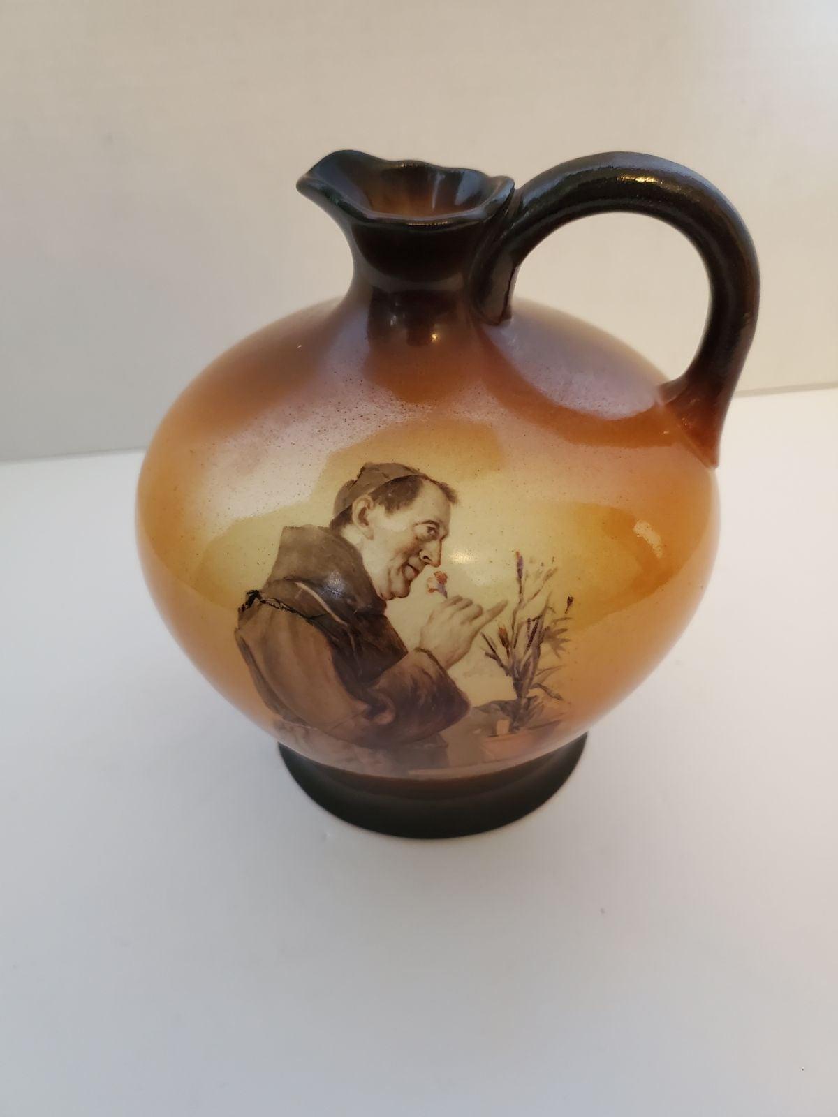 Antique Warwick pitcher/jug