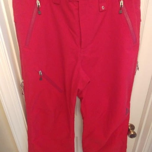 Men's Nike ACG Snow Pants, Red, Size LG
