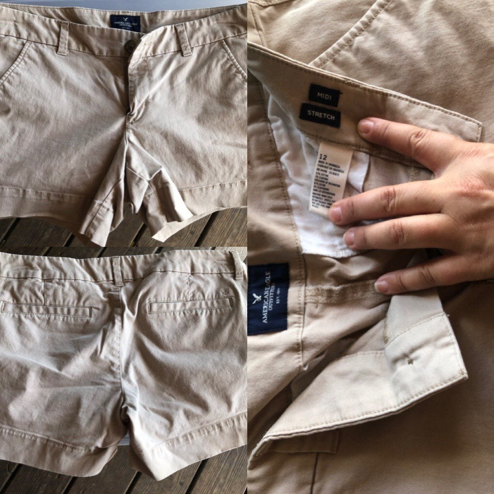 American Eagle shorts size 12