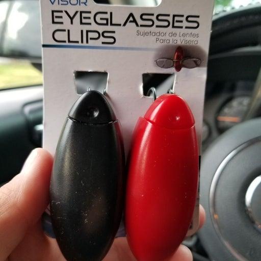 EyeGlass Clips