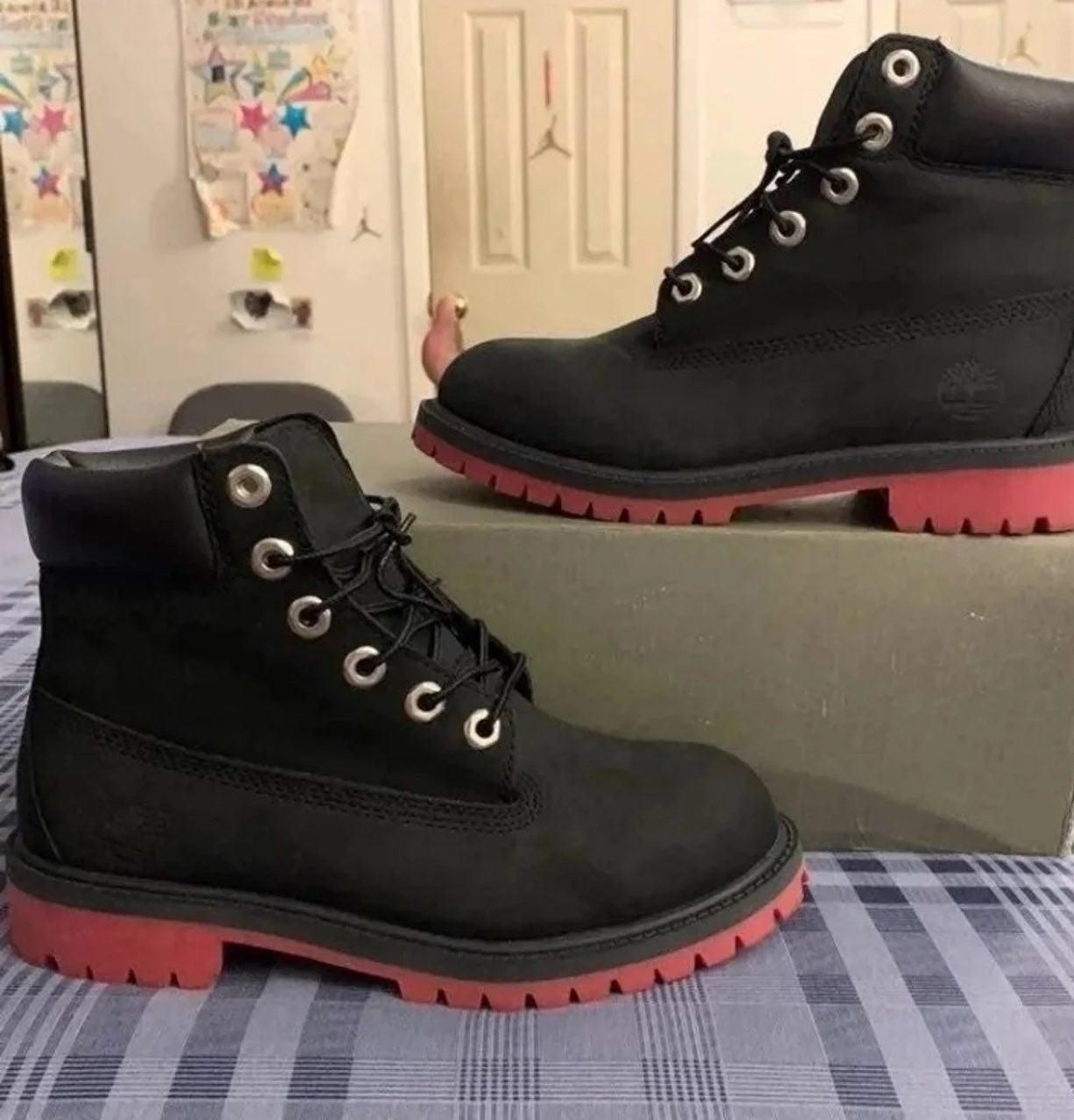Timberland 6in Juniors 8191R MM