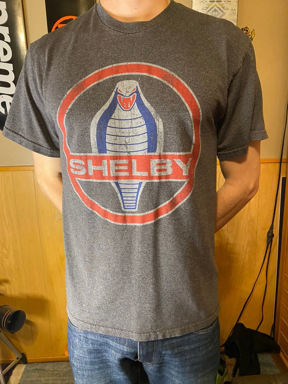 Vinage shelby cobra men's shirt