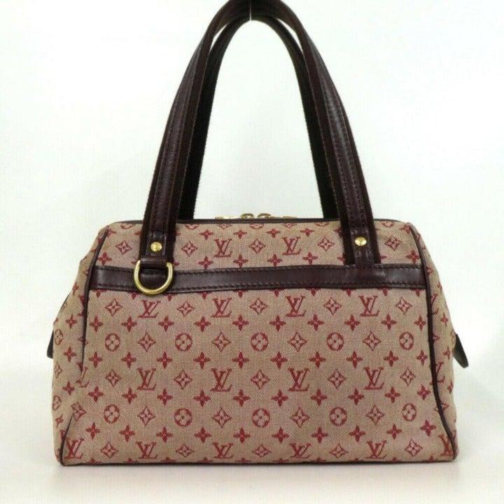 Louis Vuitton Bordeaux Josephine PM Mono