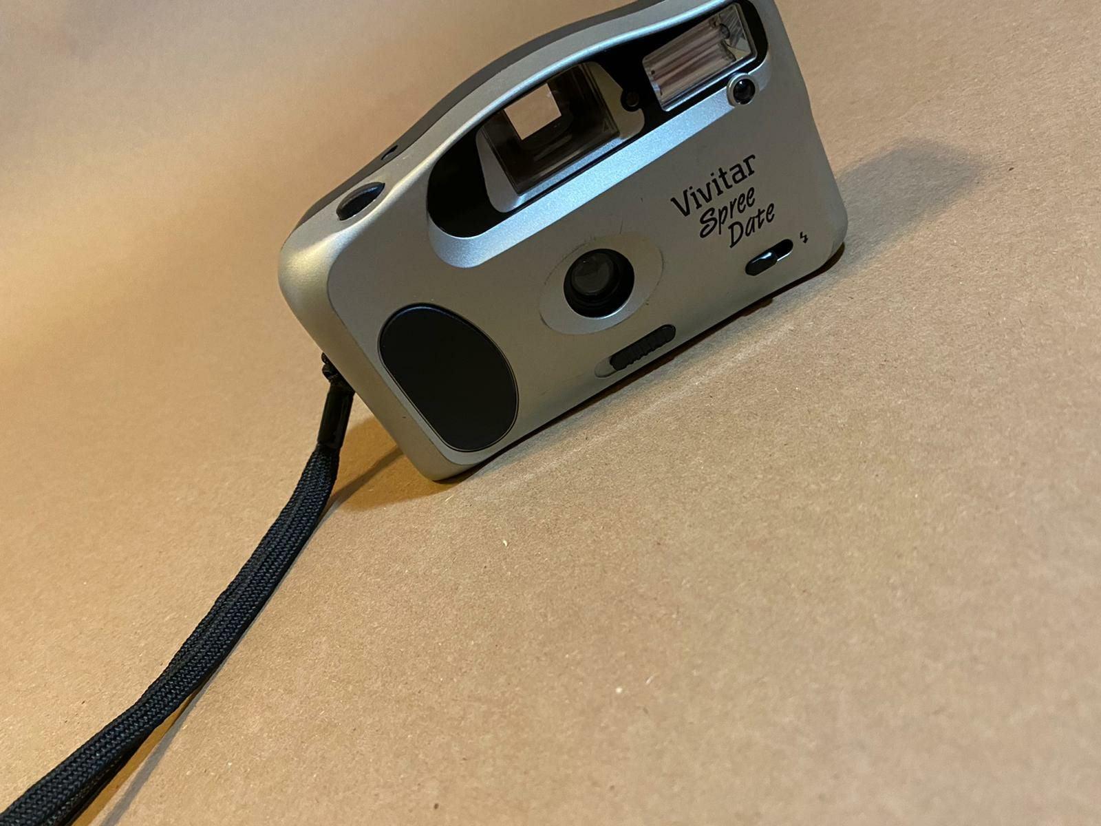 Vivitar Spree Date Film Camera