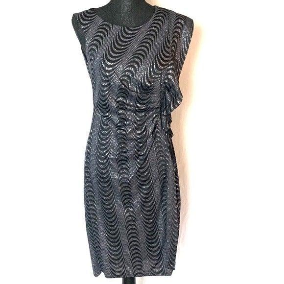 NWTs Enfocus Studio Black Cocktail Dress