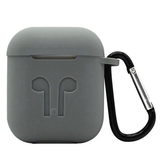 NEW Grey AirPods Silicone Case D