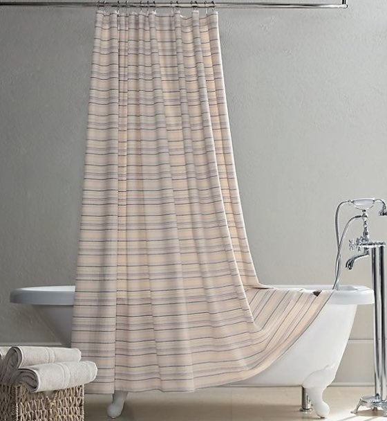 Ugg shower curtain
