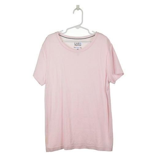 Croft & Barrow T - Shirts XS Pink