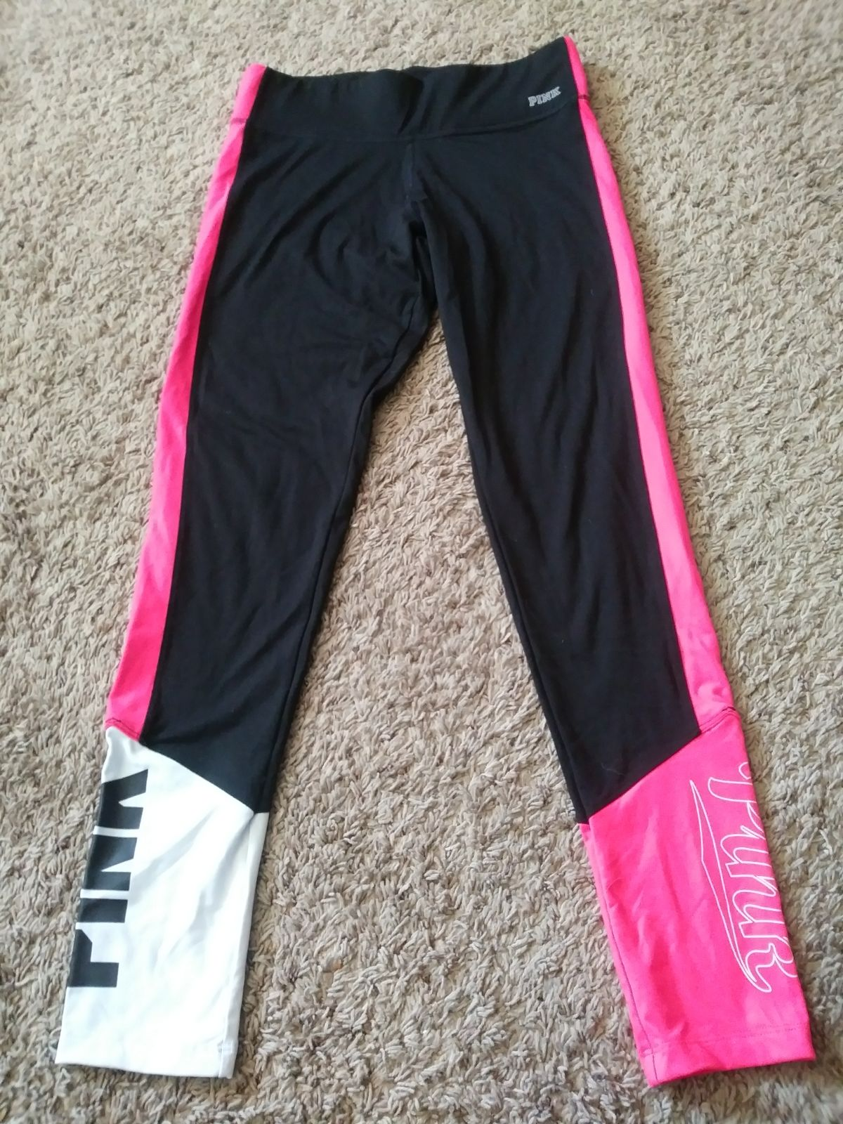 PINK ultimate yoga pants