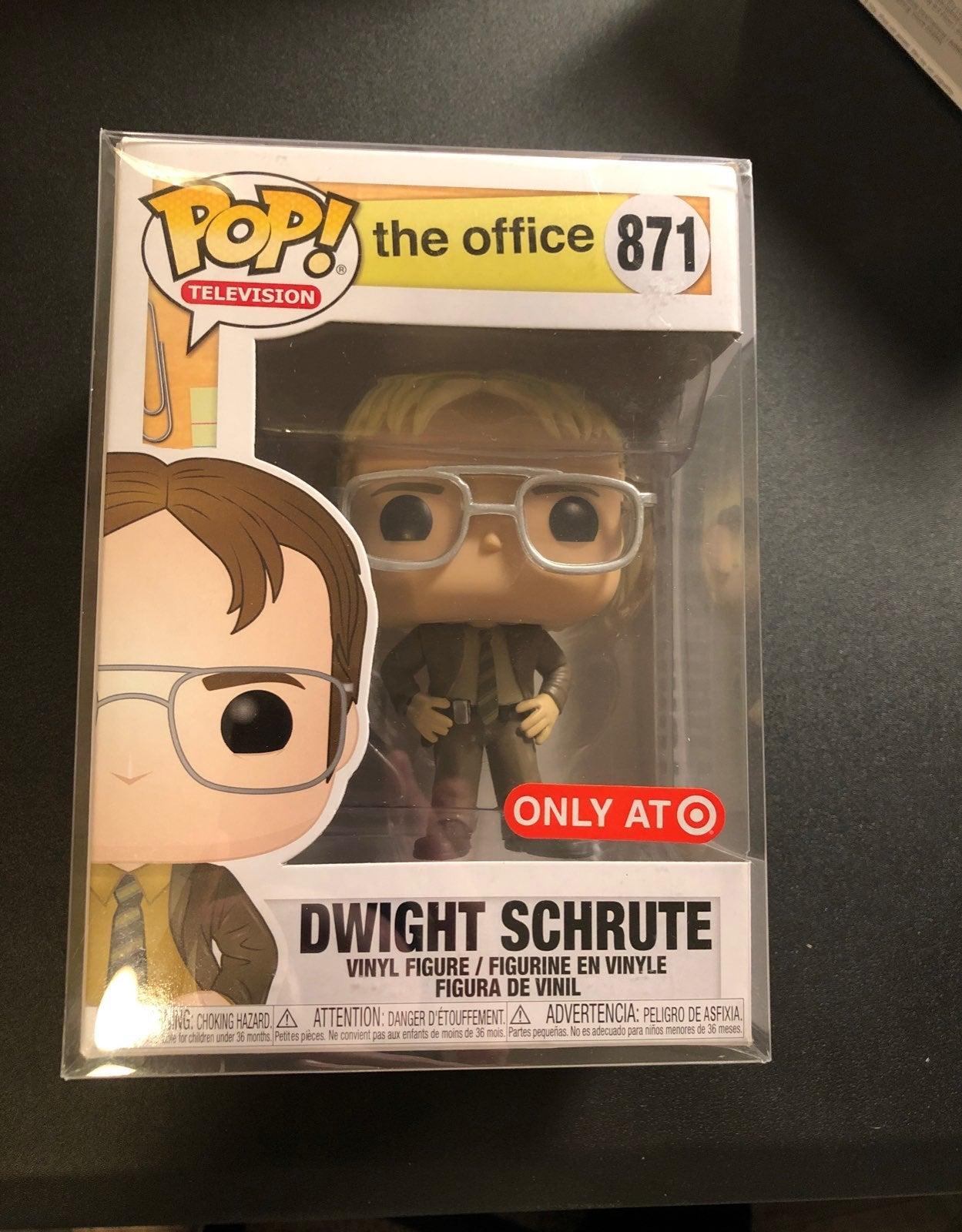 Dwight Schrute The Office Funko Pop