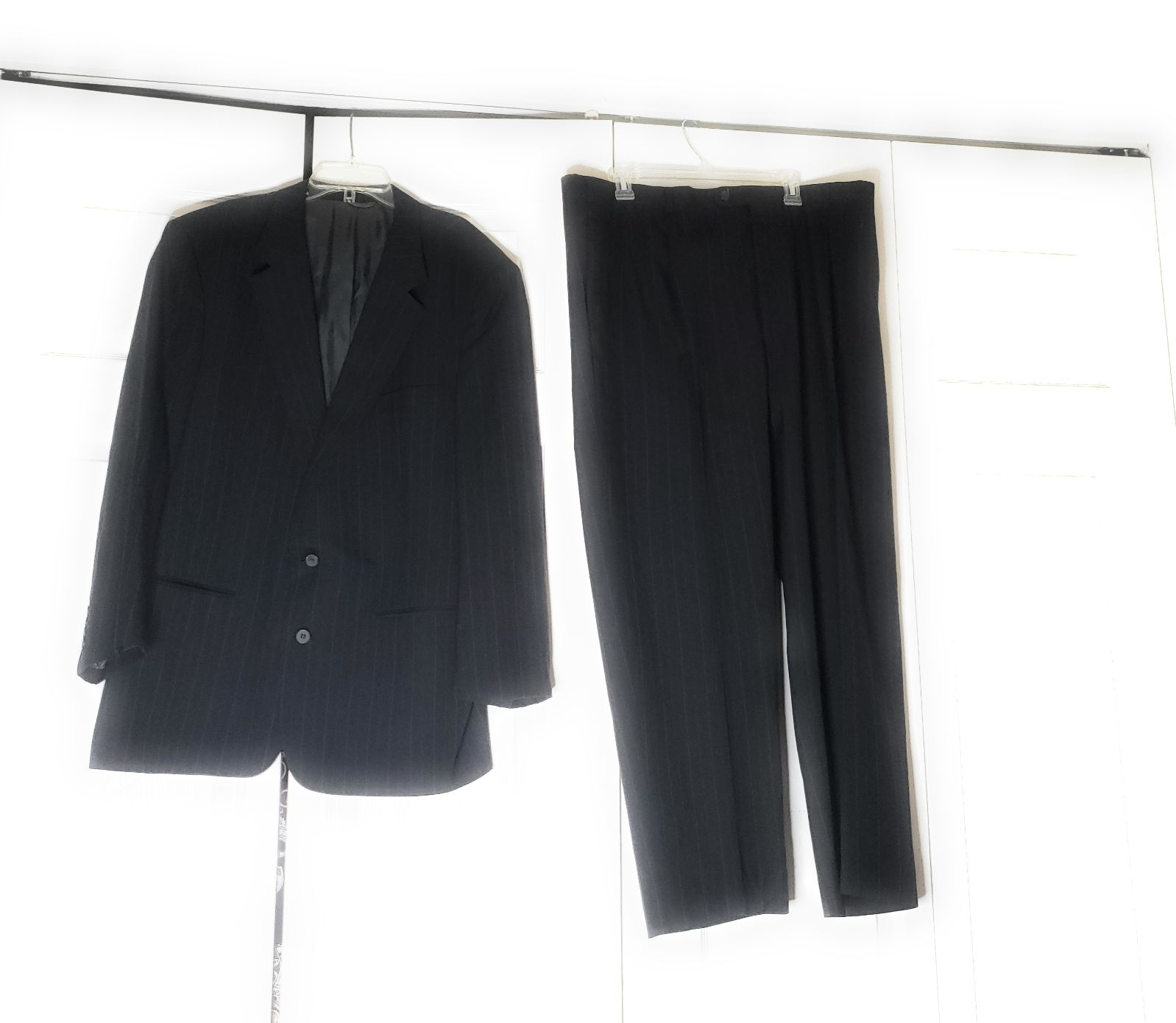 CHRISTIAN DIOR Monsieur WOOL Suit