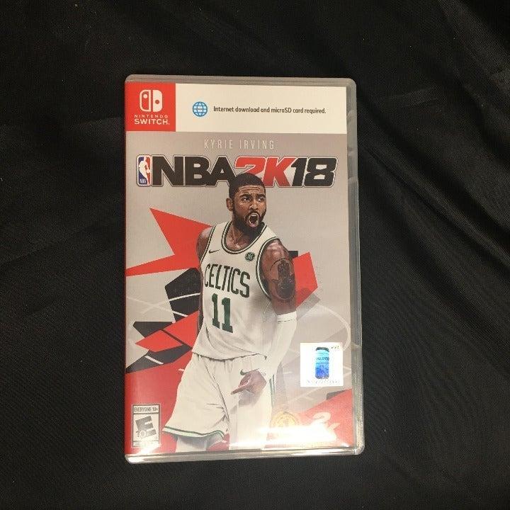 NBA 2K18 (Nintendo Switch)