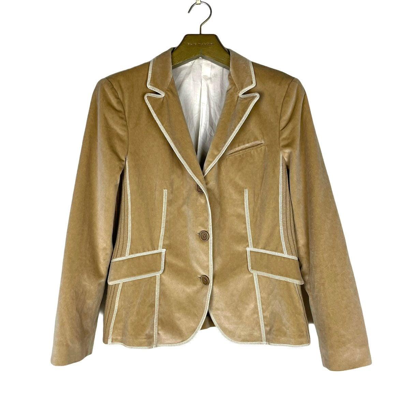 brunello cucinelli velvet blazer 10