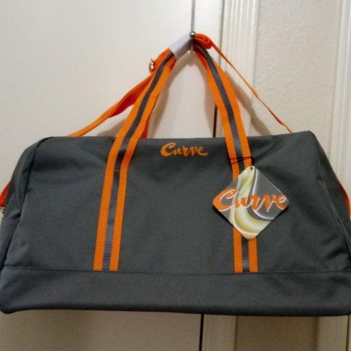 Curve Duffel Bag Sac Week End Grey