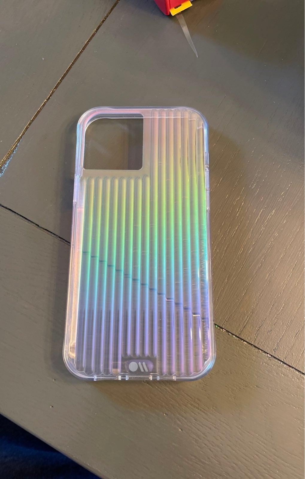 Case Mate iphone 12 pro max case
