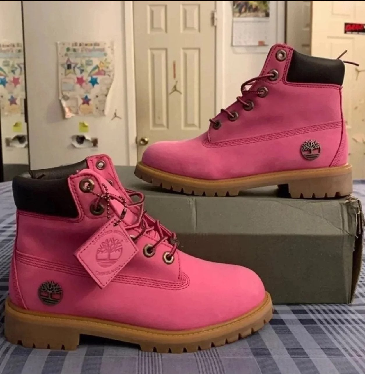 Timberland Juniors 6in 1590A