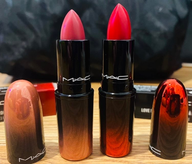 MAC Love Me Lipstick Duo
