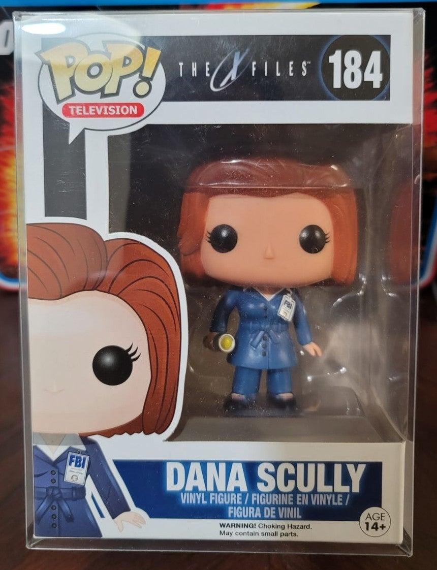Funko Pop X Files Vaulted Dana Scully