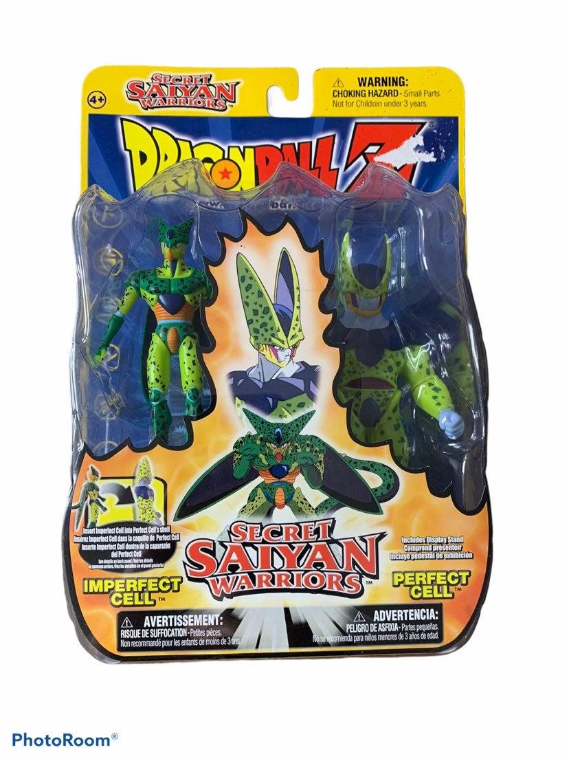 Dragonball Z Secret Saiyan Warriors Set