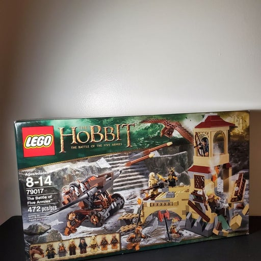 LEGO 79017 Sealed!!! Extremely Rare!!!