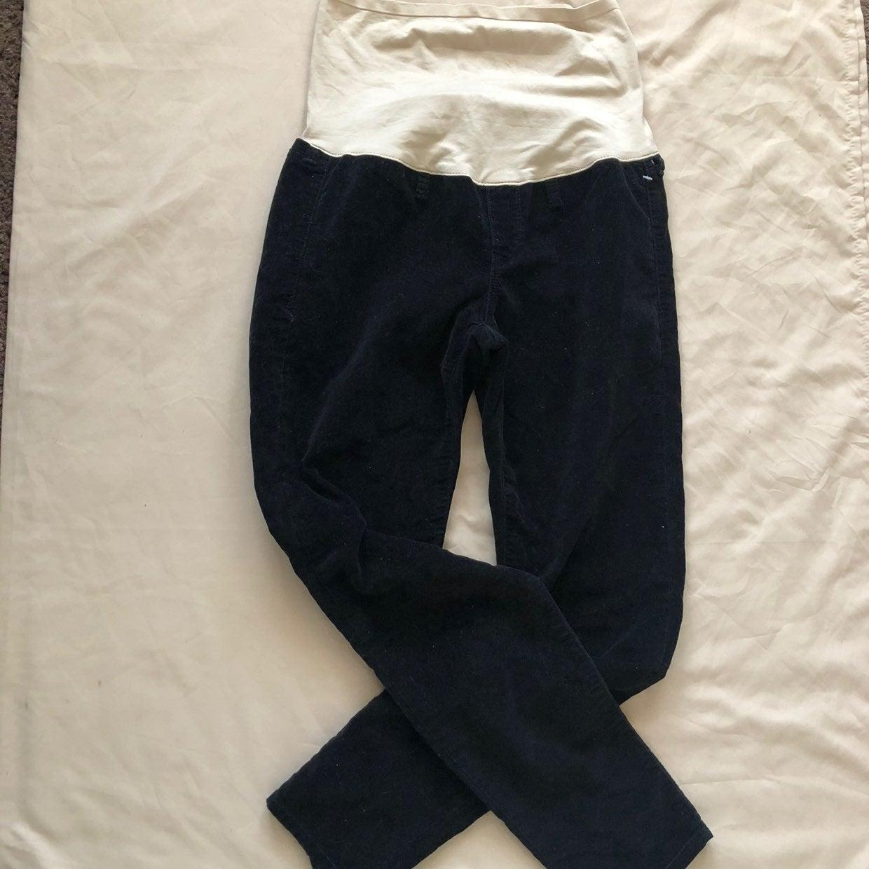 Gap Legging Jean Maternity Sz 27/4