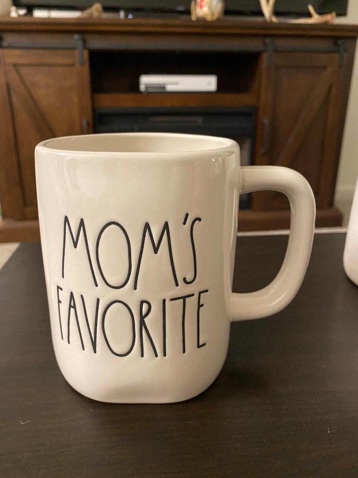 Rae Dunn moms favorite mug
