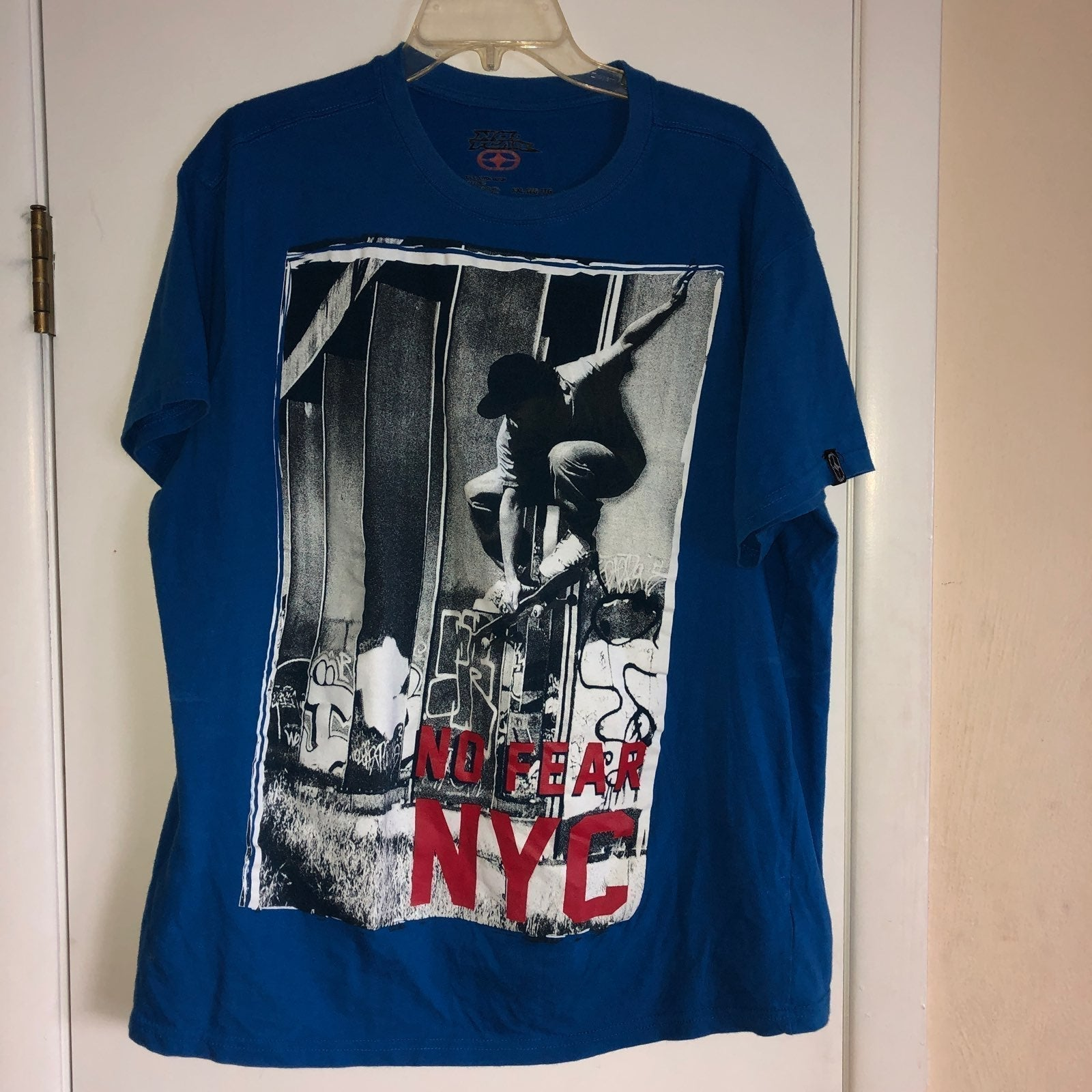 No Fear Vintage 90's  T-shirt XXL