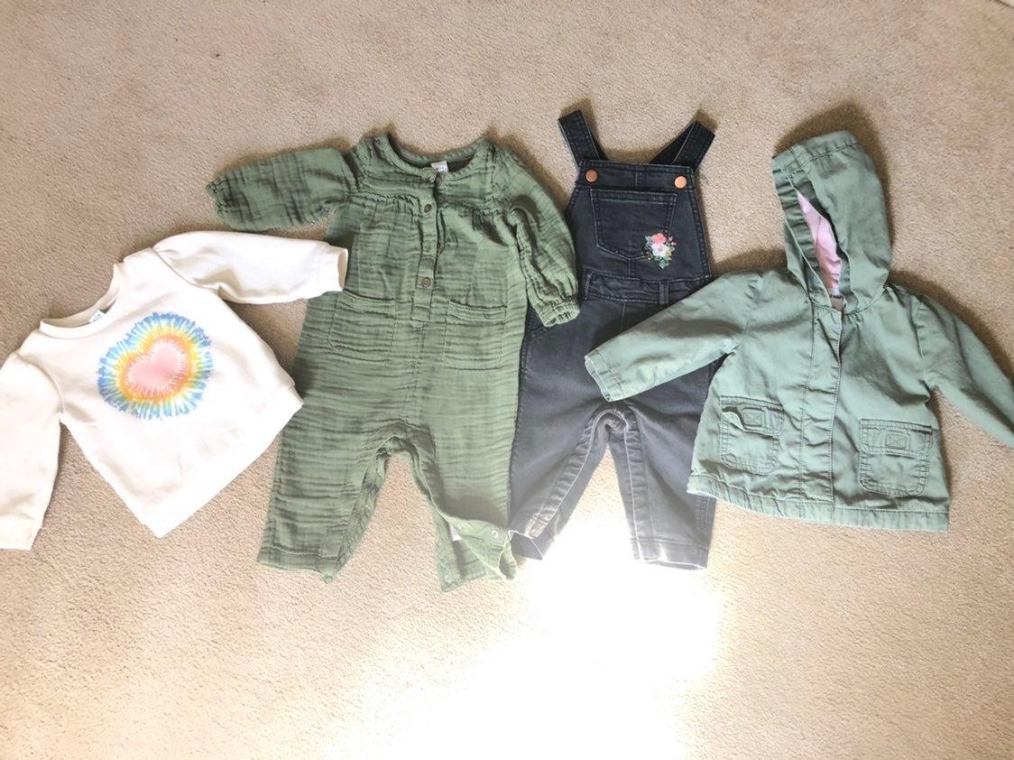 Old Navy 12-month Bundle (toddler girls)