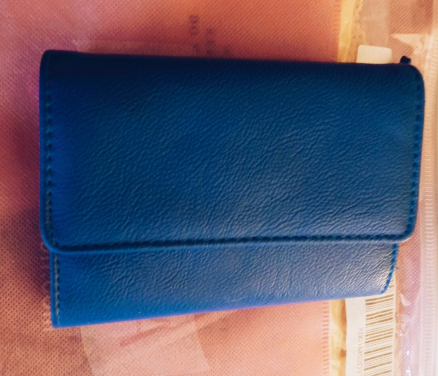 1 Ju Ju Be Olive Rose Custom ID Wallet