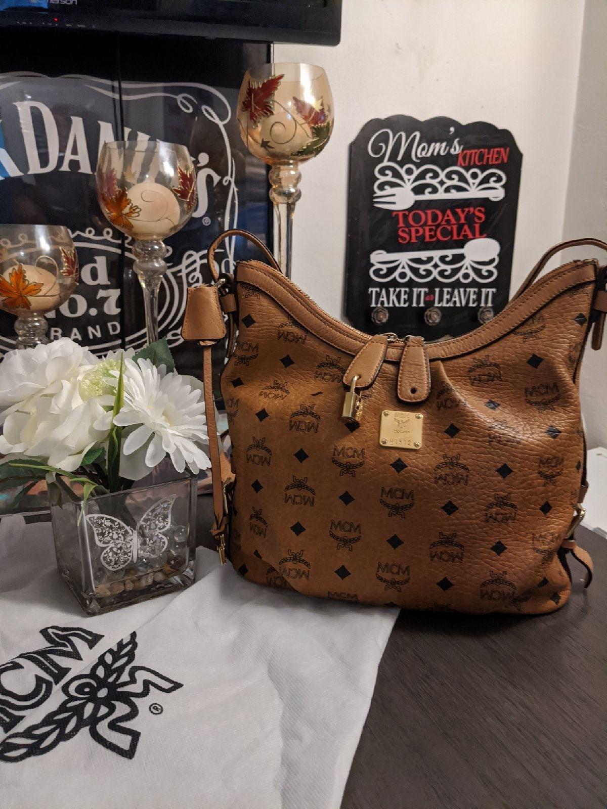 MCM handbag Authentic