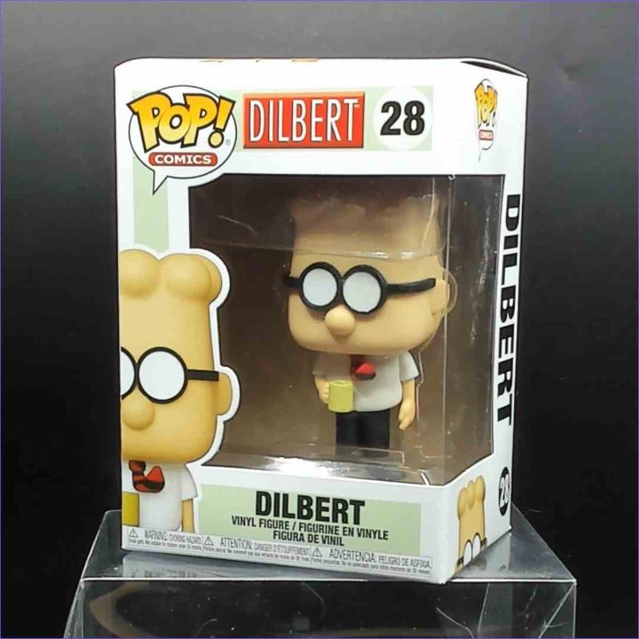 Funko POP! Comics Dilbert