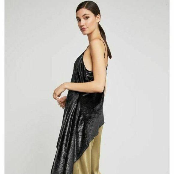 NWT $158 BCBGMAXAZRIA Womens L Cami Top