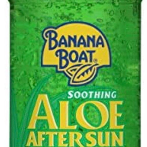 4 Banana Boat Aloe Vera  aftersun gel