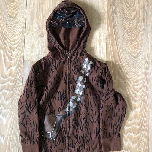 Youth Star Wars Chewbacca Hoodie