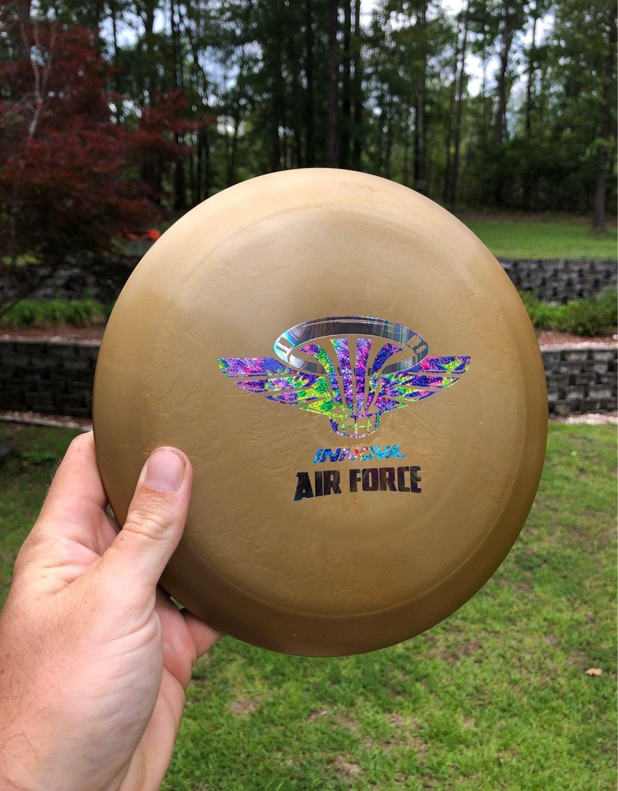 Innova Air Force Gold Star Destroyer