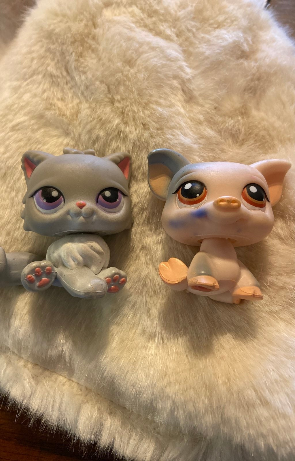 LPS Cat 263 and Pig 259