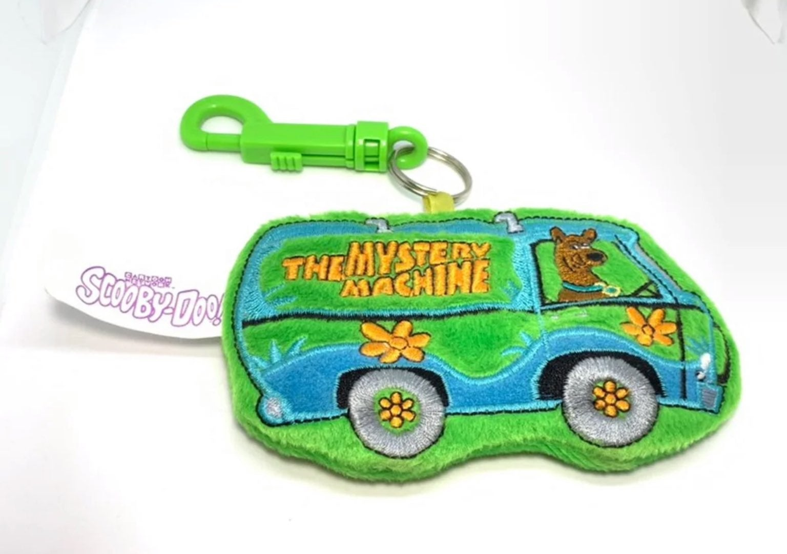 Scooby Doo Mystery Machine Coin Purse