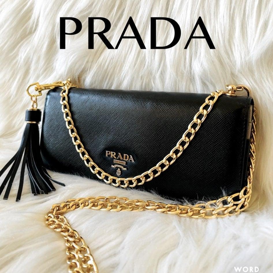 Prada wallet on chain WOC