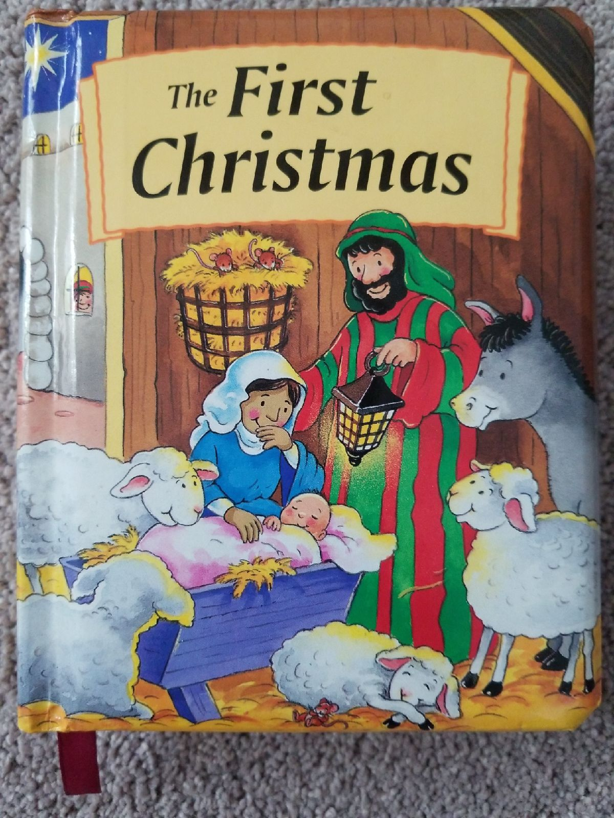 The First Christmas Children's Book
