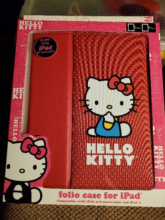 Sanrio Hello Kitty iPad Cover Case