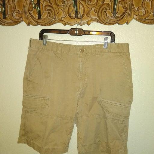 (36) Cremieux Savana Shorts