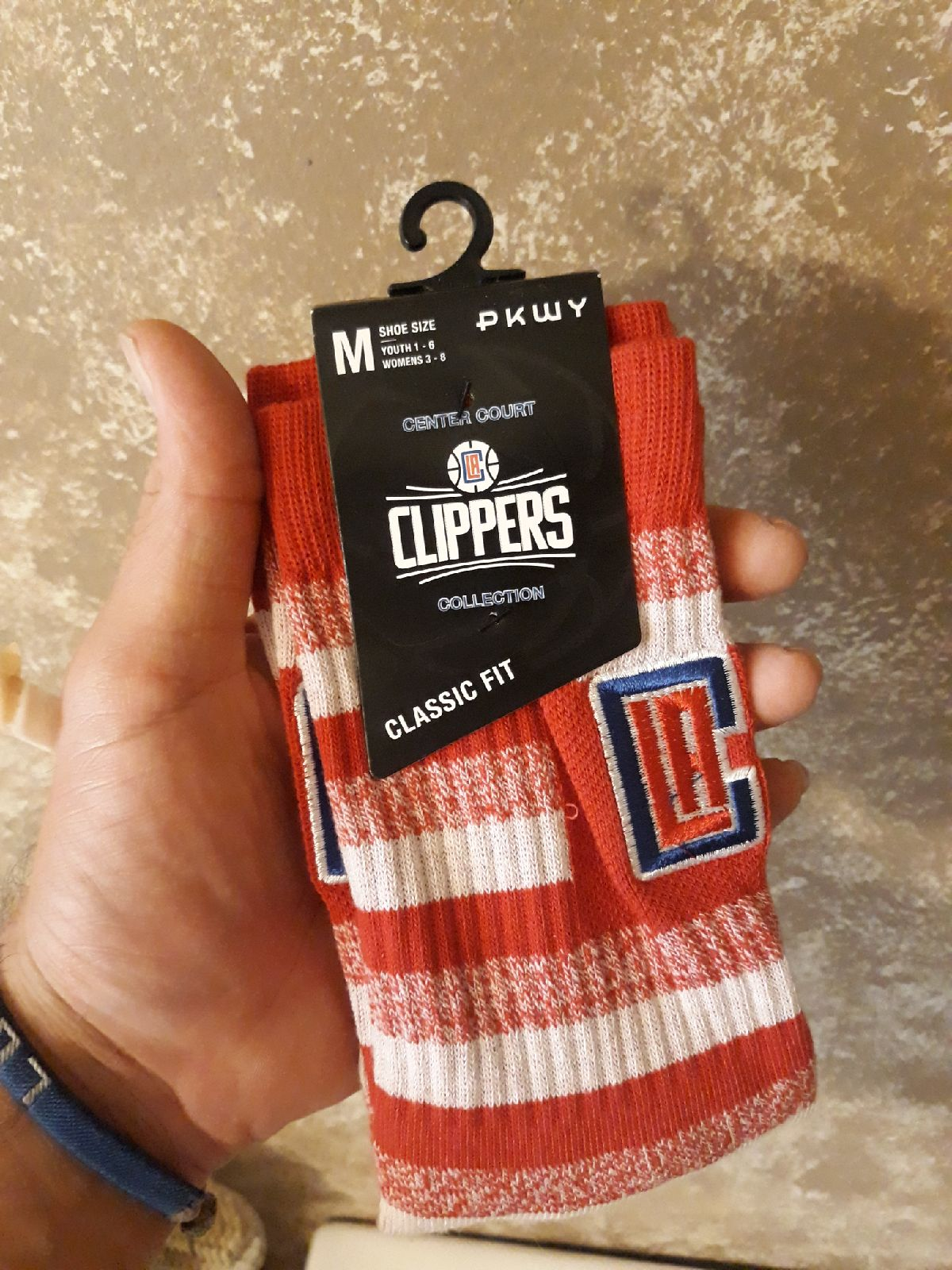 Clippers socks