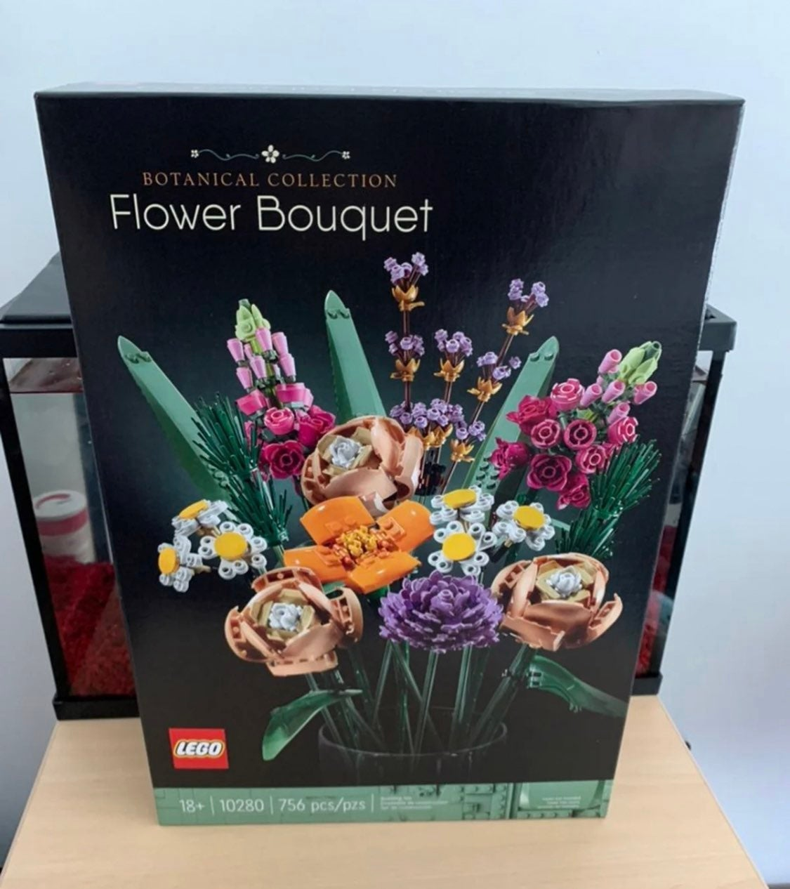 LEGO flower bouquet