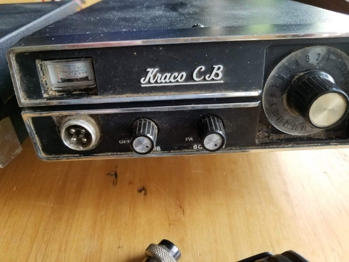 Vintage 23 Channel CB Radios