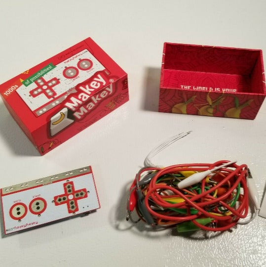 Makey Makey - Invention Kit for Everyone