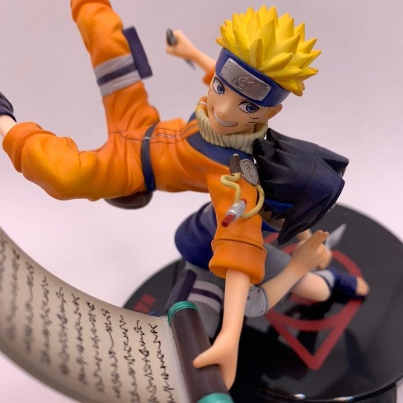 Limited G.E.M. figure - Naruto & Sasuke
