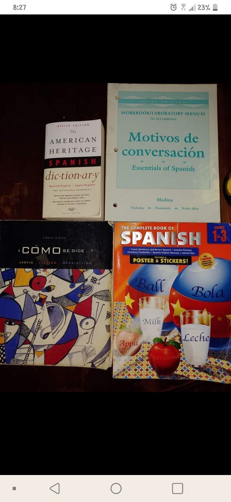 Learn Spanish Lot