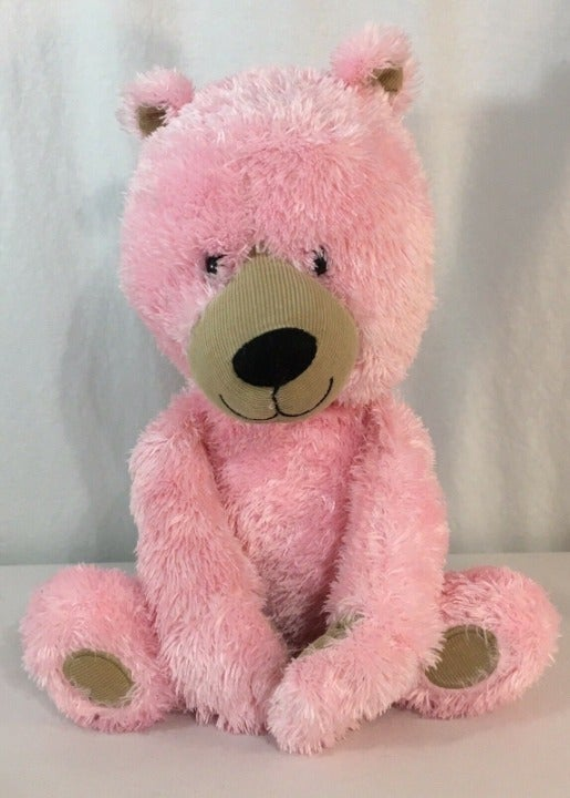 Circo Pink Teddy Bear Plush